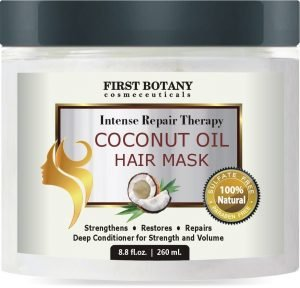 intense repair therapy coconut oil hair mask