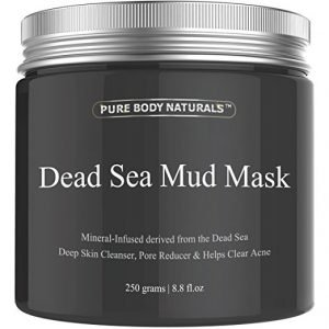 Acne treatment mask