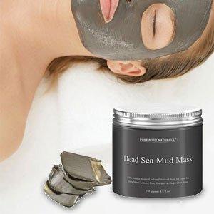 pure body naturals dead sea mud mask review