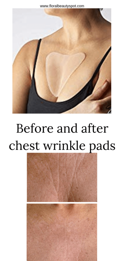 best chest wrinkle pads