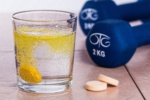 Supplement your fitness routine